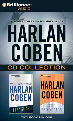 Harlan Coben CD Collection: Promise Me, The Woods Harlan Coben