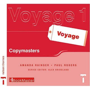 Voyage 1 Copymasters and Assessment  by  Amanda Rainger