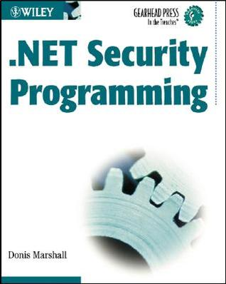 .Net Security Programming  by  Donis Marshall