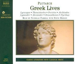 Greek Lives D Plutarch