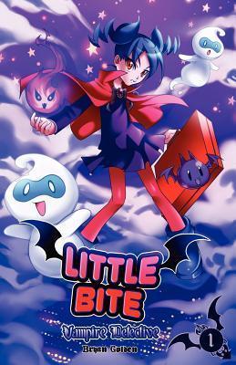 Little Bite Vampire Detective, (Comic Book) Graphic Novel Bryan Golden