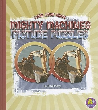 Mighty Machines Picture Puzzles Matt Bruning