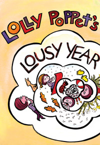 Lolly Poppets Lousy Year  by  Lupi McGinty