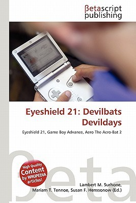 Eyeshield 21: Devilbats Devildays NOT A BOOK