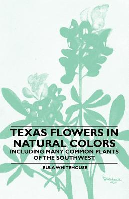 Texas Flowers in Natural Colors - Including Many Common Plants of the Southwest  by  Eula Whitehouse