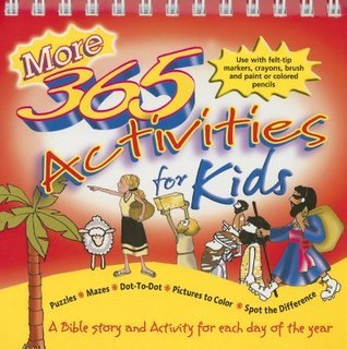 More 365 Activities for Kids  by  Candle Books