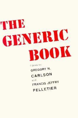 The Generic Book Greg N. Carlson