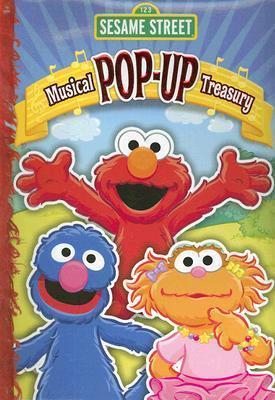 Sesame Street: Musical Pop-Up Treasury Caleb Burroughs