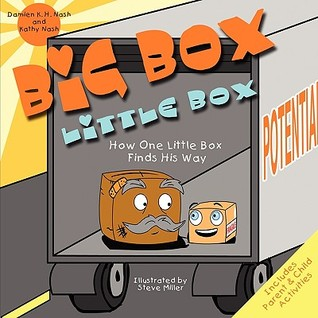 Big Box Little Box Activity Book: With 10 Character Virtues Kathy Nash