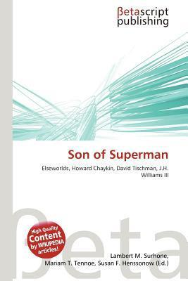 Son of Superman  by  NOT A BOOK