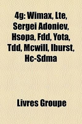4g Livres Groupe
