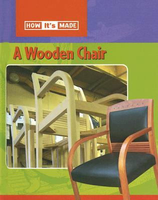 A Wooden Chair  by  Sarah Ridley