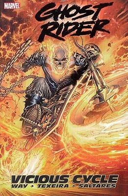 Ghost Rider, Vol. 1: Vicious Cycle Daniel Way