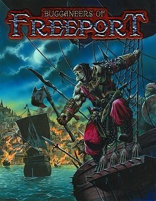 Buccaneers of Freeport  by  Ari Marmell
