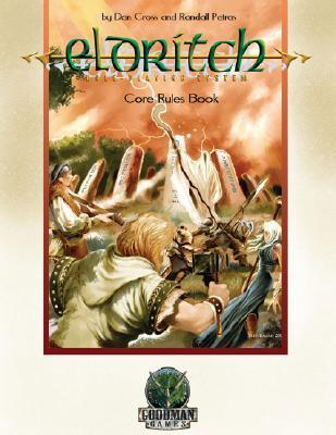 Eldritch Role-Playing System Core Rules Book Dan Cross