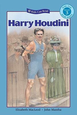 Harry Houdini  by  Elizabeth MacLeod