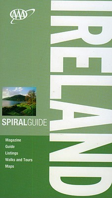 AAA Spiral Ireland, 5th Edition  by  Christopher Somerville