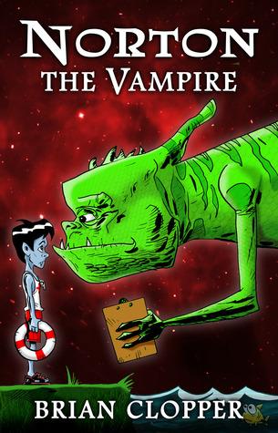 Norton the Vampire Brian Clopper