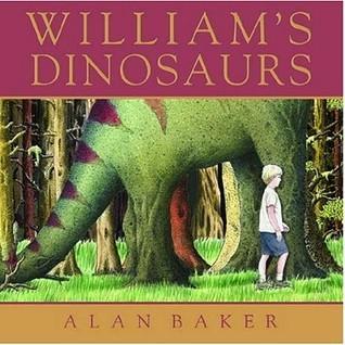 Williams Dinosaurs Alan Baker