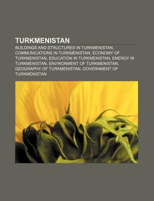 Turkmenistan: Talcott Parsons  by  Books LLC