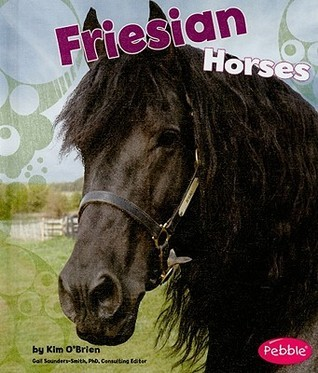 Friesian Horses  by  Kim OBrien