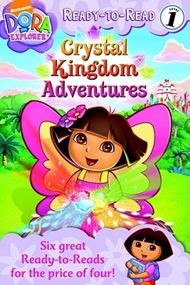 Crystal Kingdom Adventures: Six Great Ready-to-Reads Pack #4 Various