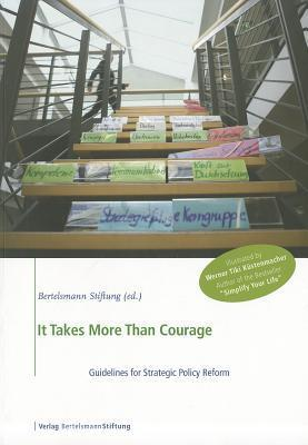 It Takes More Than Courage: Guidelines for Strategic Policy Reform  by  Frank Frick