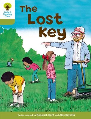 The Lost Key (Oxford Reading Tree, Stage 7, Stories) Roderick Hunt