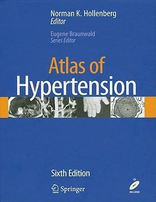 Atlas of Hypertension [With CDROM] Norman K. Hollenberg
