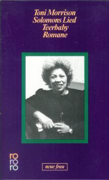 Solomons Lied / Teerbaby Toni Morrison