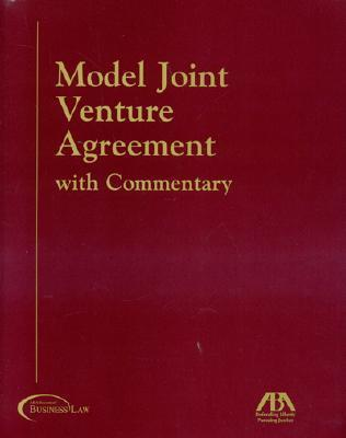 Model Joint Venture Agreement with Commentary Committee on Negotiated Acquisitions