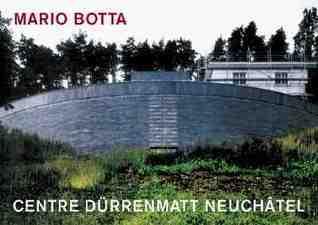 Mario Botta - Centre Dürrenmatt Neuchâtel  by  Mario Botta
