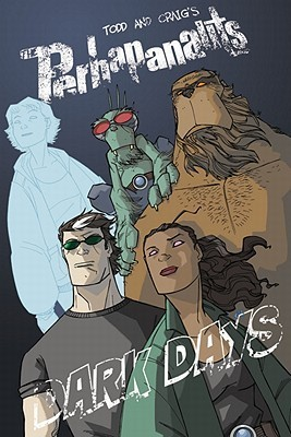 The Perhapanauts, Volume 00: Dark Days  by  Todd Dezago