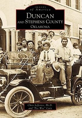Duncan and Stephens County, Oklahoma Chris Jeffries