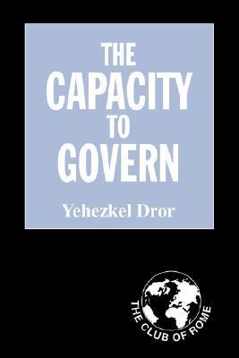 Policymaking Under Adversity  by  Yehezkel Dror