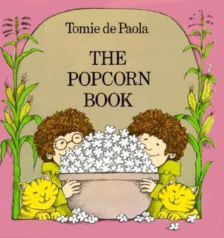The Popcorn Book Tomie dePaola