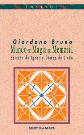 Mundo, magia, memoria  by  Giordano Bruno