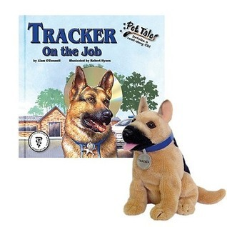 Tracker on the Job [With Toy] Liam ODonnell