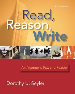 Read, Reason, Write - Book Alone  by  Dorothy U. Seyler