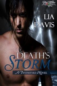 Deaths Storm (The Divinities, #2) Lia Davis
