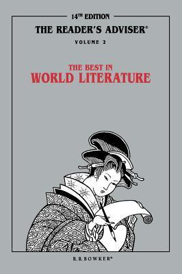 Readers Adviser: Vol.2 the Best in World Literature Marion Sader