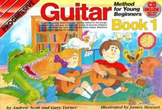 Guitar Method for Young Beginners Book 1 with CD  by  Andrew    Scott