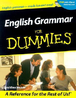 Grammar for Dummies Geraldine Woods