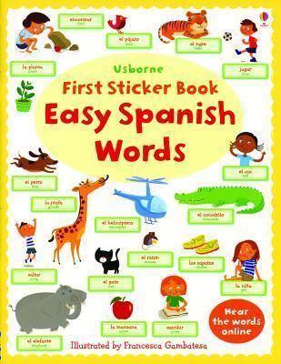 Easy Spanish Words Felicity Brooks