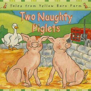 Two Naughty Piglets Gill Davies