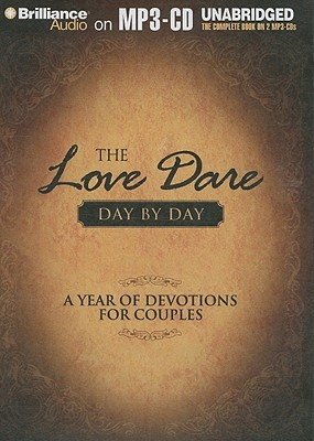 Love Dare Day Day, The: A Year of Devotions for Couples by Stephen Kendrick
