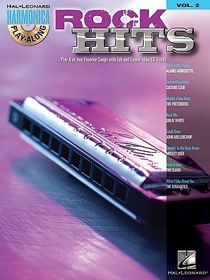Rock Hits: Harmonica Play-Along Volume 2 Hal Leonard Publishing Company