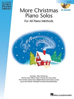 More Christmas Piano Solos - Level 1: Hal Leonard Student Piano Library  by  Hal Leonard Publishing Company
