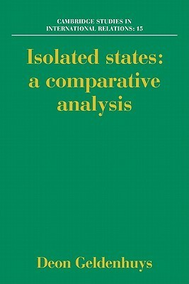 Isolated States: A Comparative Analysis  by  Deon Geldenhuys