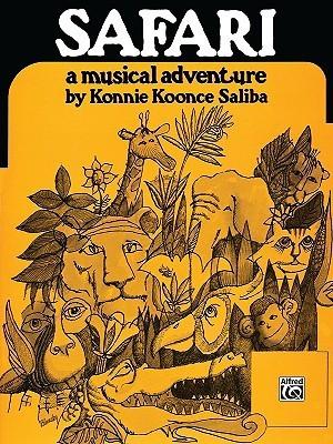 Safari: A Musical Adventure Konnie Saliba